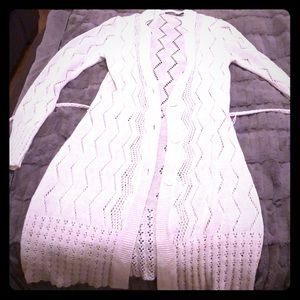 💜💜White /sparkle The Limited sweater💜💜